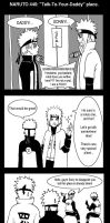 Naruto 440: Talk to your daddy by Umaken