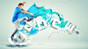 Wallpaper Abstracto by MeeL-Swagger