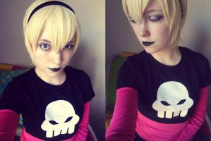 Rose Lalonde WIP 2 by XxNaomi-LukarixX