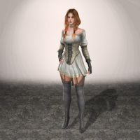 Black Desert Tiphaine by ArmachamCorp