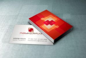 Mais Arquitetura Business Card by tutom