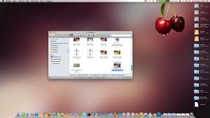 cherry mac os by LinuxEvolution
