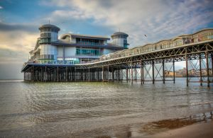The Grand pier by Vitaloverdose