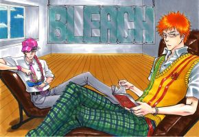 Bleach Intellectual by kirakam