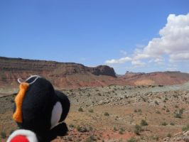 Black Yoshi at Arches pic2 by ToaDJacara