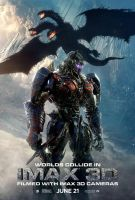 New Transformers: The Last Knight IMAX 3D poster by Artlover67