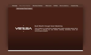 Versa Creations by dehh by templateartists