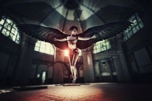 Dark Angel by *peroni68