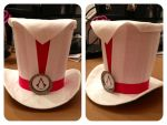 Assassins creed mini top hat by magpie89
