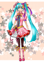 Original: Birthday Miku 2013 by code-name-327