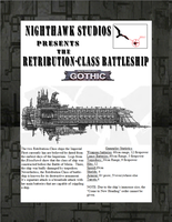 Retribution Class Battleship by RocketmanTan