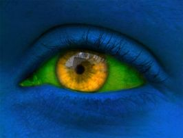 Another eye by delagostini