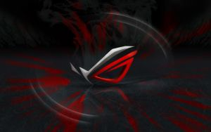 ASUS ROG Customized Wallpaper by Nads-designs