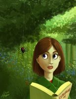 The Entomology Student by thurinus