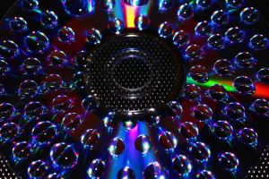 Psychedelic Drops by N-ScapePhotography