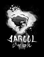 Jarool Tshirt Design by morron88