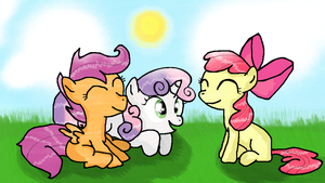 CMC on a Sunny Day by ChanceyB