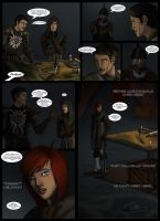 The Inquisition: Surreptitious Friends Pg 1 by Guyver89