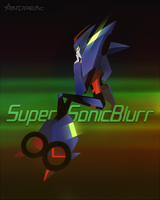 SuperSonicBlurr by ANDREAc