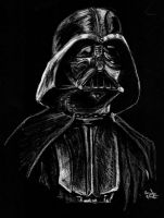 Darth Vader by astomious
