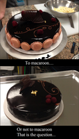 Mega Chocolate Cake by JgalDragonborn