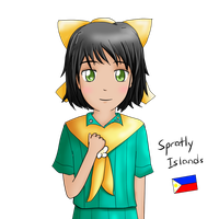 Hetalia: OC Spratly Islands by adventvera16