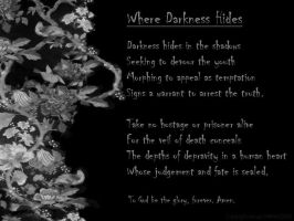 Where Darkness Hides by purple-whirlpool