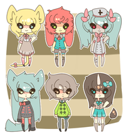 Kawaii Set {CLOSED} by Eeyrie