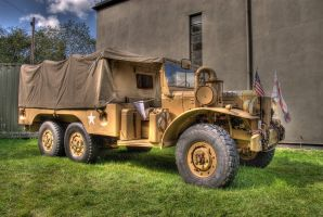 Dodge WC62 No.2 by Salemik