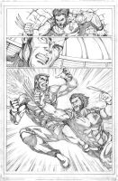 Ultimate X-men page 3 by Elisa-Feliz