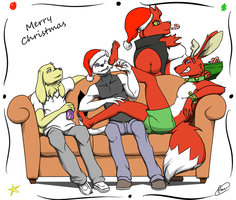 Merry Christmas Picture by Reagan700