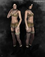 DISHONORED Prostitute 1 by Vault-Tech-Co