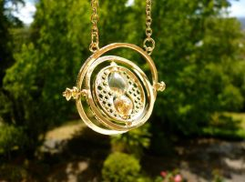 My Time Turner by LaurenIsACrazyLlama