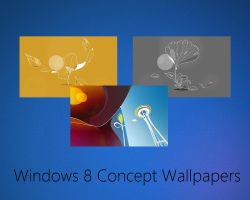Windows 8 Concept Wallpapers by Misaki2009