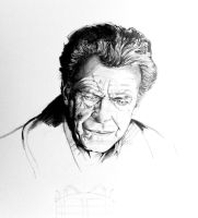 Walter Bishop by AIart