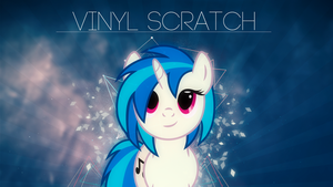 Vinyl Scratch wallpaper by CoderShy