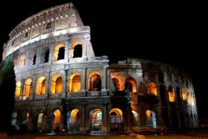 Colosseum by Janina-Photography