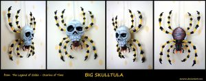 OoT: Big Skulltula by Escaron