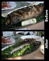 before .. after by ta9mem