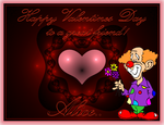 Valentine for Alice by karma4ya