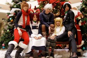 Winter Cosplay Gathering by OurLivingLegacy