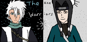 The Ice Warriors fanfiction cover :3 by Fran48