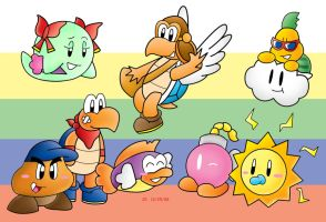 Paper Mario Partners ver 2.0 by Not-WisqoXD