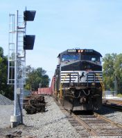 NS 9163 and A New Signal by the-railblazer