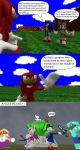 Knuckles the Idiot by MeltingMan234