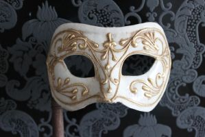 Venetian Mask 5 by sacral-stock