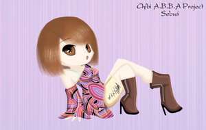 Chibi A.B.B.A Project Sebus by NeoAssassin