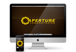 Aperture Science Wallpaper by SebDominguez