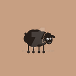 Little Sheep Logo8 by jasonsnake