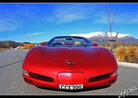 00 C5 Corvette - Outa my way by Immerse-photography